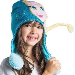 778306d5909 Flipeez Accessories - New Flipeez Queen Elsa Hat Disney Frozen Hat
